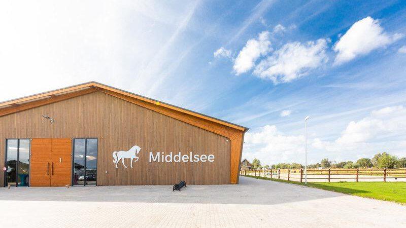 Manege Middelsee Leeuwarden